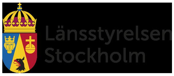 Logotyp Länsstyrelsen Stockholm